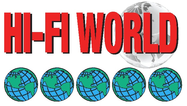 Image result for hi-fi world logo