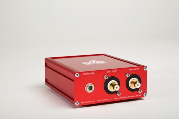 Headphone Amp Reviews | Music First Audio Transformers and