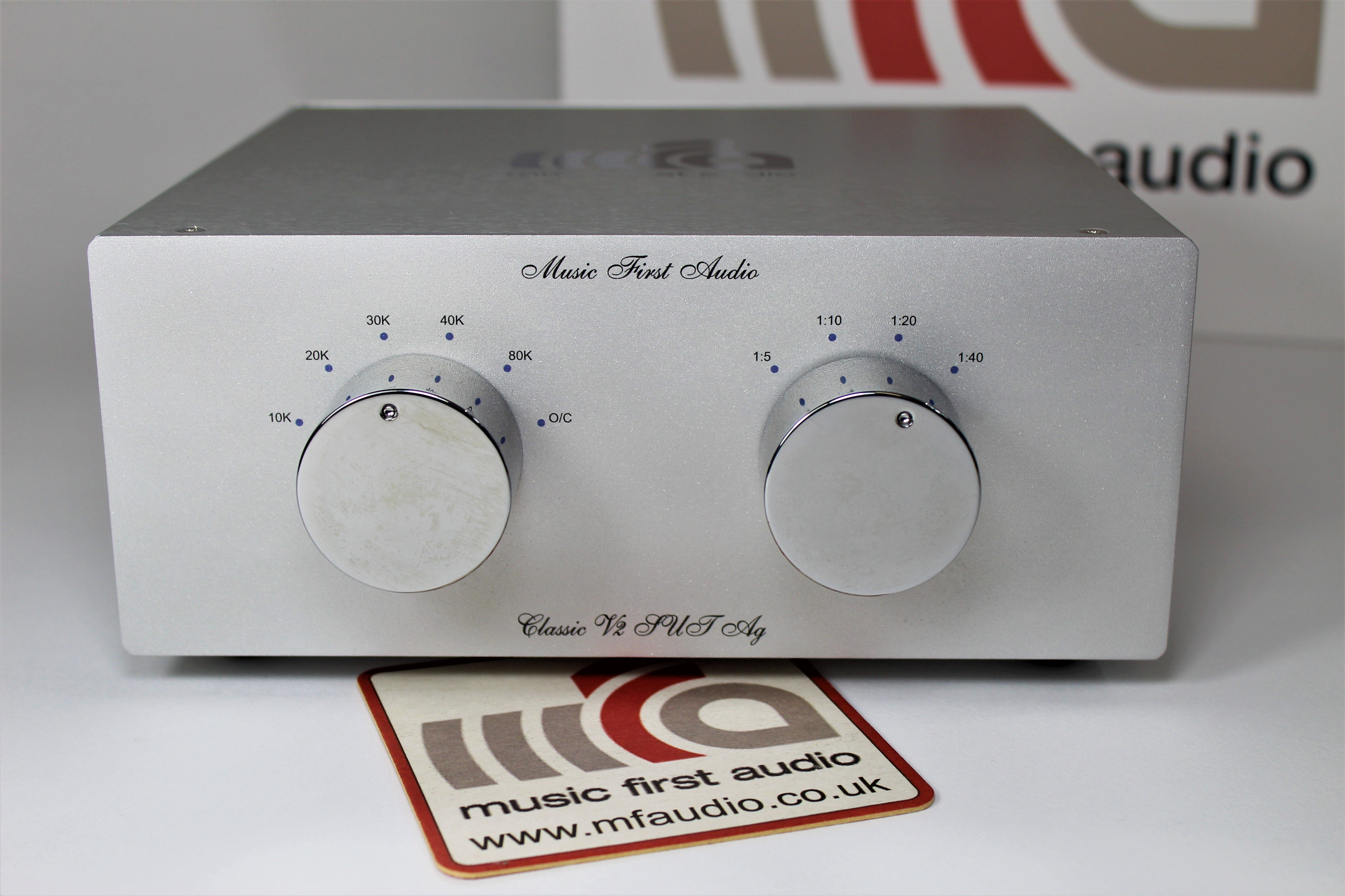 Music First Audio Transformers and Amplifiers for High End